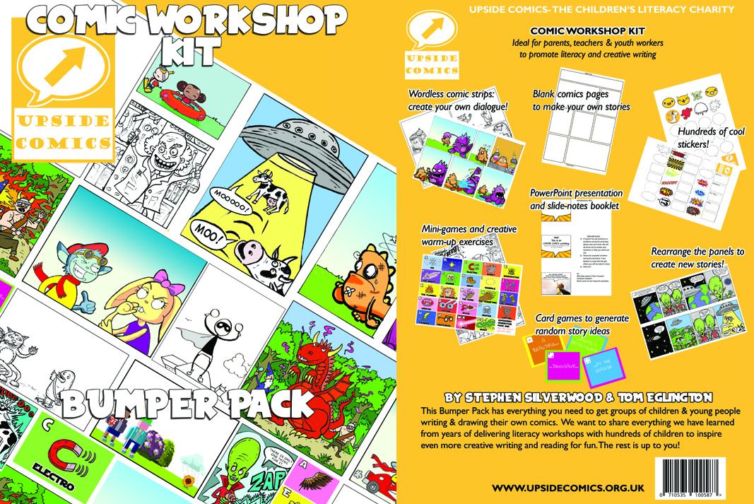 Comic-workshop-kit