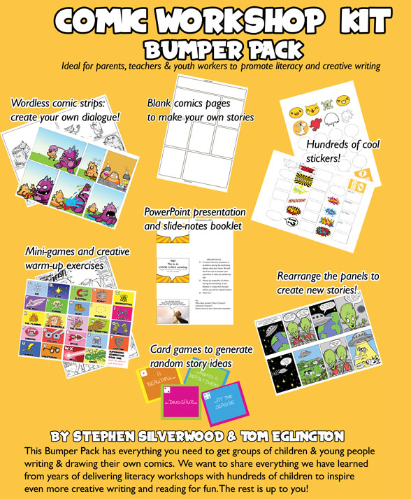 Comic Workshop Kit
