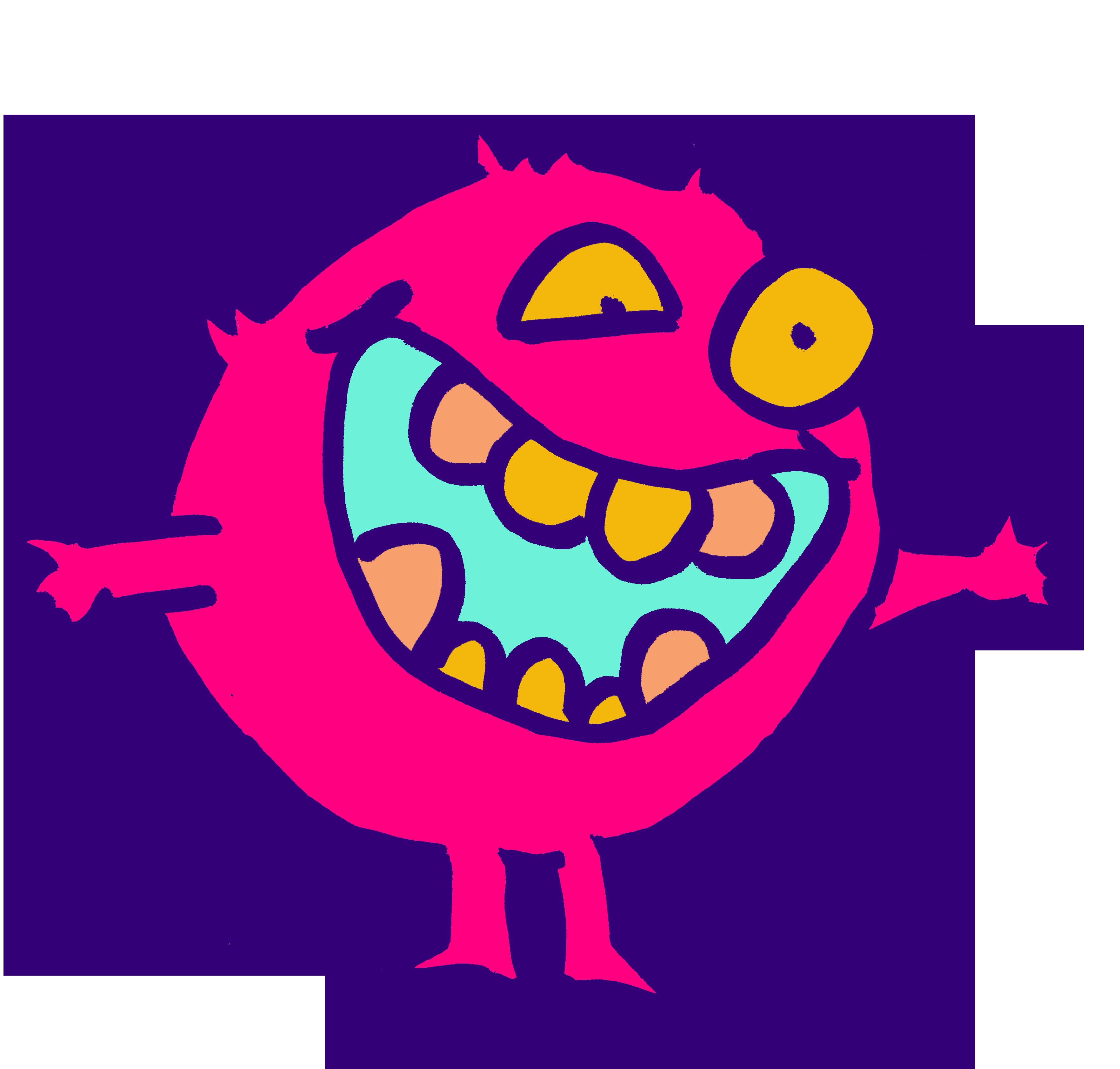 Hugmonster